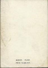Verso de Blek (Les albums du Grand) -Rec12- Album N°12 (du n°222 au n°227)