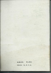 Verso de Blek (Les albums du Grand) -Rec15- Album N°15 (du n°240 au n°245)