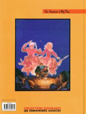 Verso de Les aventures d'Alef-Thau -4- Le seigneur des illusions