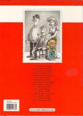 Verso de Cédric -1a2002- Premières classes