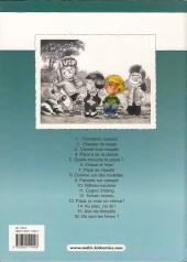 Verso de Cédric -6a2002- Chaud et froid