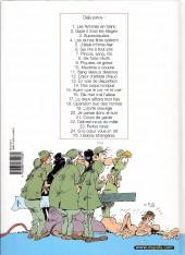Verso de Les femmes en Blanc -22a2004- Délivrez-nous du mâle
