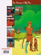 Verso de Les aventures d'Alef-Thau -5- L'empereur boiteux