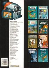 Verso de Spirou et Fantasio -HS01 b2004- L'héritage