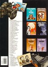 Verso de Spirou et Fantasio -4i02- Spirou et les héritiers