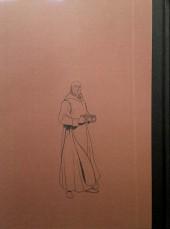 Verso de Le triangle secret - Lacrima Christi -1TT- L'alchimiste