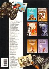 Verso de Spirou et Fantasio -6c2002- La corne de rhinocéros