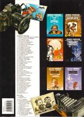 Verso de Spirou et Fantasio -16g01- L'ombre du Z