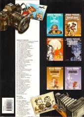Verso de Spirou et Fantasio -23f02- Tora Torapa