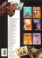 Verso de Spirou et Fantasio -26f01- Du cidre pour les étoiles
