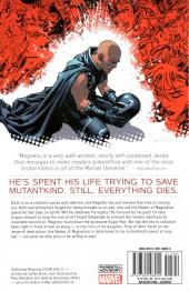 Verso de Magneto (2014) -INT04- Last Days