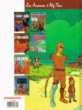 Verso de Les aventures d'Alef-Thau -6- L'homme sans réalité