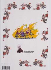 Verso de Sapeur et sans reproche -4- Luigi et ses drôles de flammes