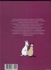 Verso de Tintin - Divers -76'- Les animaux de Tintin
