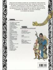 Verso de Thorgal -9Pub3- Les Archers