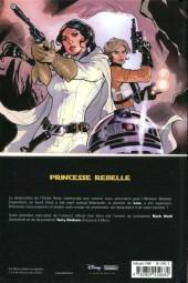 Verso de Star Wars - Princesse Leia - L'Héritage d'Aldorande