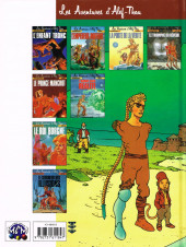 Verso de Les aventures d'Alef-Thau -8- Le triomphe du rêveur