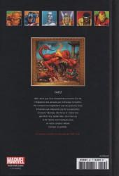 Verso de Marvel Comics - La collection (Hachette) -4534- 1602
