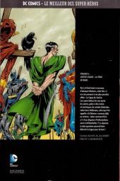 Verso de DC Comics - Le Meilleur des Super-Héros -6- Justice League - La Tour de Babel