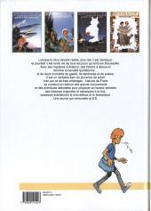 Verso de Broussaille -2c- Les sculpteurs de Lumière