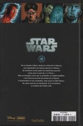 Verso de Star Wars - Légendes - La Collection (Hachette) -11- La Genèse des Jedi - I. L'Éveil de la Force