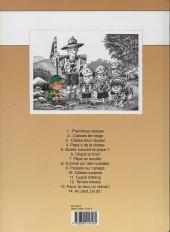 Verso de Cédric -4b01- Papa a de la classe