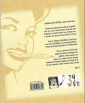 Verso de (AUT) Gatignol - Sketchbook Gatignol