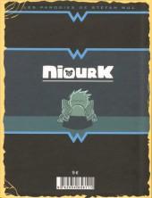 Verso de NiourK -HS- Les Origines
