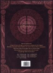 Verso de Les forêts d'Opale -9- Un Flot de lumière
