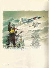 Verso de Tanguy et Laverdure -9b1981- Les anges noirs