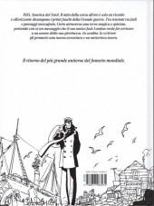 Verso de Corto Maltese (en italien) -11- Sotto il sole di mezzanotte