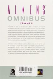 Verso de Aliens (Omnibus) -5- Aliens - volume 5