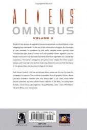 Verso de Aliens (Omnibus) -6- Aliens - volume 6