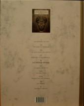 Verso de Murena (Le Soir) -5Livre V- La déesse noire