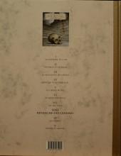 Verso de Murena (Le Soir) -8Livre VIII- Revanche des cendres