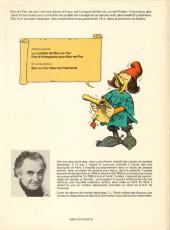 Verso de Bec-en-fer (1re série) -2- Pas d'Armagnacs pour Bec-en-fer !