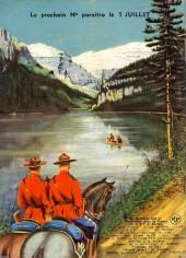 Verso de Jim Canada -1- Jim Canada et la justice des Blancs