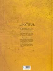 Verso de Le linceul -1- Les ombres de la relique