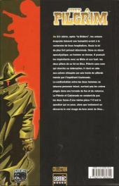 Verso de Just a pilgrim -1- Régner en enfer