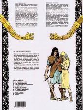 Verso de Thorgal -6a1984- La chute de Brek Zarith