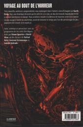 Verso de Crossed (Terres maudites) -5- Terres maudites (V)