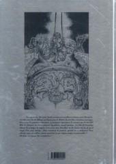 Verso de La malédiction de Tirlouit -INT- Intégrale