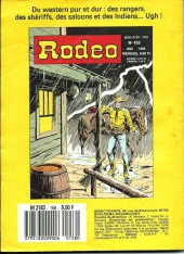 Verso de Mustang (Semic) -158- Numéro 158