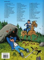 Verso de Les tuniques Bleues -59'- Les quatre évangélistes