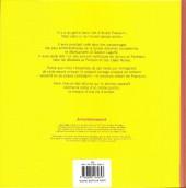 Verso de (AUT) Franquin -243.0- Franquin, chronologie d'une œuvre