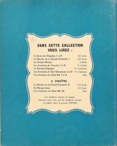Verso de Bob et Bobette (Collection du Lombard) -2- Le casque tartare