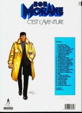 Verso de Bob Morane 3 (Lombard) -37a95- Les fourmis de l'ombre jaune