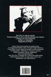 Verso de Sin City - Tome 1