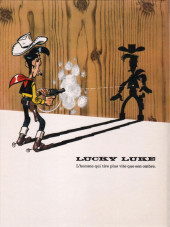 Verso de Lucky Luke -42- 7 histoires complètes - Série 1