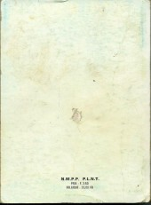 Verso de Nevada (LUG) -Rec27- Album N°27 (du n°211 au n°218)